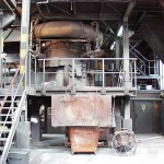 Cupola furnace 12-14t/h  - Kupolofen - Koepeloven