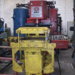 HWS - HSP 1 Formanlage - Moulding Machine
