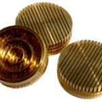 Messing zeefjes (Düsen) - Brass slotted vents - Messing Schlitzdüsen