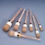 Vormpenselen  - Moulder brushes  - Formerpinsel
