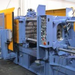 Colosio 320 spuitgietmachine - Colosio 320 T diecasting machine  - Colosio 320 T. Druckgussmaschine
