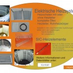 Verwarmingselementen  - Heating elements  - Heizelemente